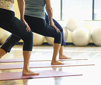 photo of yoga studio